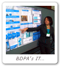 BDPA & ITSC | IT Showcase venues provide research, publishing, and technical presentation opportunities for young adults interested in any industry