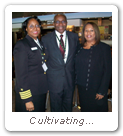 BDPA & Industry | BDPA cultivates relationships among its strategic triad of academic, private, and public sector executives