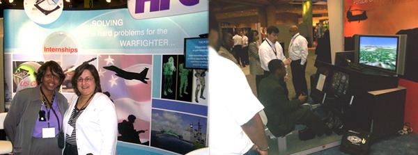 HPCMP JEOM 2010 | Modeling & Simulation at BEYA 2010