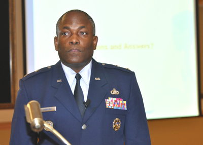 Major General Ronnie D. Hawkins, Jr.