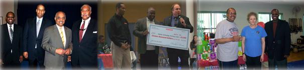 Regional outreach efforts broadened