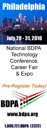 Pre-Register today! | NBDPA 2010